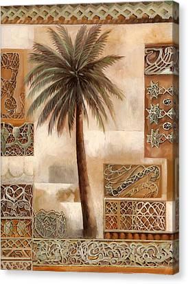Palmotta Canvas Print by Guido Borelli