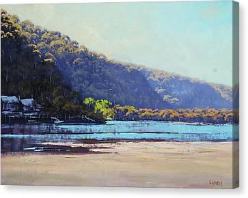 River Scenes Canvas Print - Patonga Creek by Graham Gercken