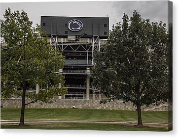 Penn State Beaver Stadium  Canvas Print by John McGraw