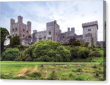 Penrhyn Castle - Wales Canvas Print by Joana Kruse