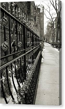 Perspective Canvas Print by Joanne Coyle