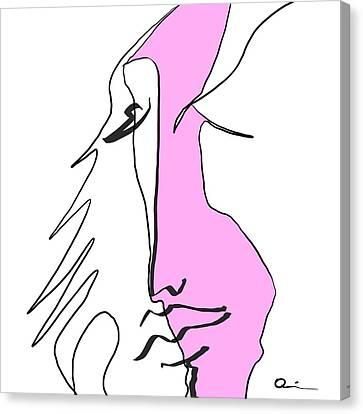 Pink 2 Canvas Print