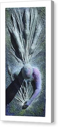 Point Of Ignition Canvas Print by Rosemary Wessel