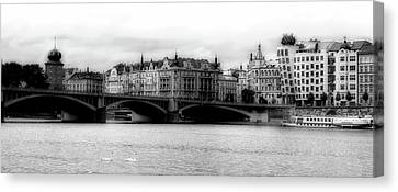 Prague Panorama Canvas Print by Sub - Egor