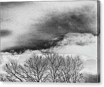 Prelude Canvas Print by Steven Huszar