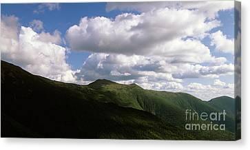 Presidential Range - White Mountains New Hampshire Usa Canvas Print