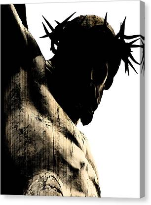 King Of Kings 2 Canvas Print by Jani Freimann