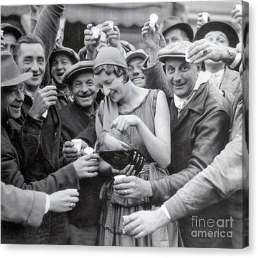 Prohibition Repealed, 1933 Canvas Print by Science Source