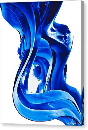 Pure Water 66 Canvas Print