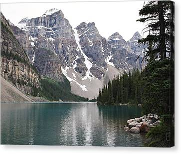 Canvas Print featuring the photograph Quiet Waters by Al Fritz