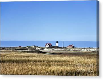 Race Point Lighthouse Canvas Print by John Greim