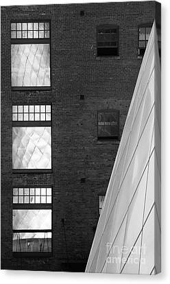 Reflection Canvas Print by Sean Griffin