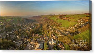 Ripponden Canvas Print by Philip Fearnley