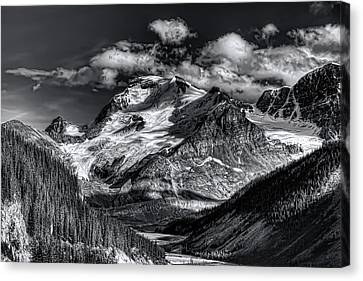 Rocky Mountain High Canvas Print by Wayne Sherriff