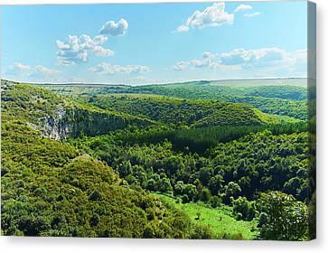Roussenski Lom Nature Park Canvas Print