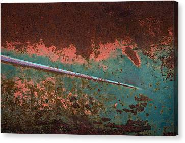 Rust Canvas Print by Christian Heeb