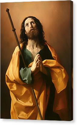 Saint James The Great Canvas Print by Mountain Dreams