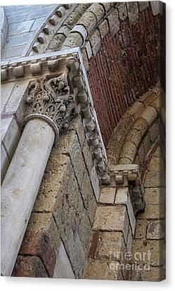 Saint Sernin Basilica Architectural Detail Canvas Print