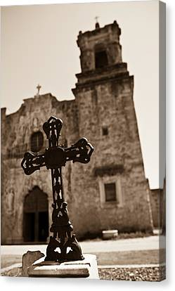 San Antonio Canvas Print