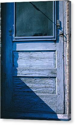 Screen Door Canvas Print by Thomas Firak
