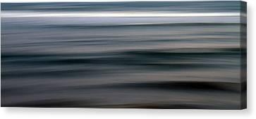 sea Canvas Print by Stelios Kleanthous