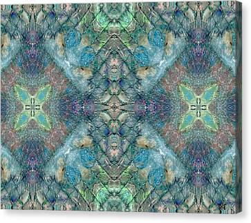 Seascape II Canvas Print by Maria Watt