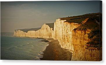 Seven Sisters Canvas Print by Sharon Lisa Clarke