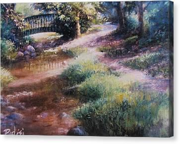Shupp's Grove Canvas Print