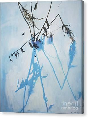 Silent Winter Canvas Print