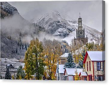 Silverton Colorado Canvas Print