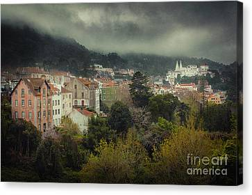 Sintra Landscape Canvas Print by Carlos Caetano