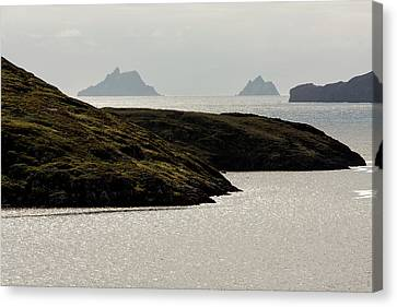 Skellig Islands, County Kerry, Ireland Canvas Print