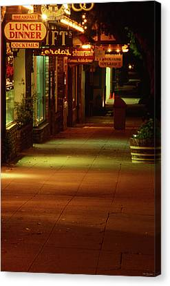 Toy Shop Canvas Print - Solvang California by Soli Deo Gloria Wilderness And Wildlife Photography