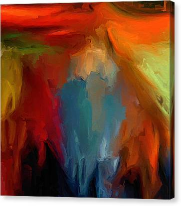 Soul Searching Canvas Print by Ely Arsha