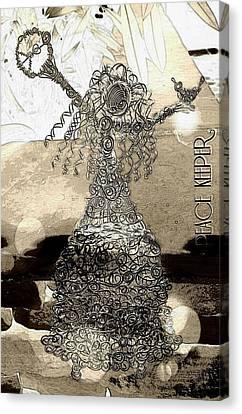 Spirit Canvas Print by Joni Birdsall