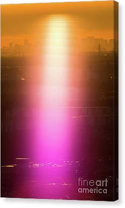 Spiritual Light Canvas Print by Tatsuya Atarashi