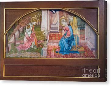 St Agathas Church Canvas Print