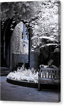 St Dunstan's In The East Canvas Print