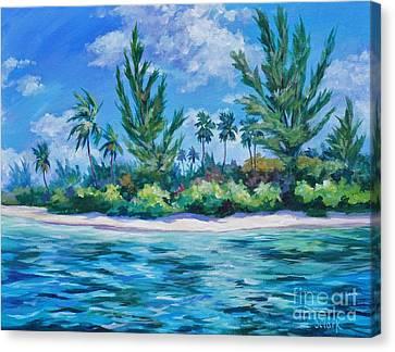 Starfish Point Canvas Print