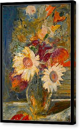 Still-life-3 Canvas Print