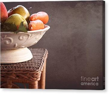 Still Life Canvas Print by Valerie Morrison