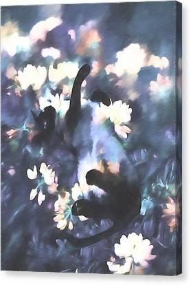 Sulley's Dreams I  Canvas Print