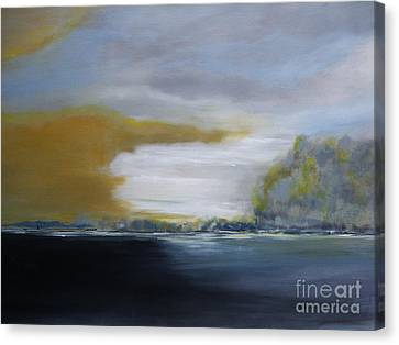Swift Creek Canvas Print