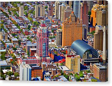 Symphony House Condo 440 South Broad Street Philadelphia Pa 19146 4901 Canvas Print