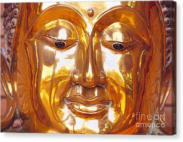 Thailand, Ayathaya Canvas Print by Bill Brennan - Printscapes