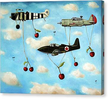 The Amazing Race 5 Canvas Print by Leah Saulnier The Painting Maniac