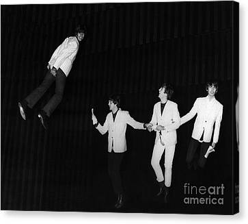 The Beatles, 1964 Canvas Print