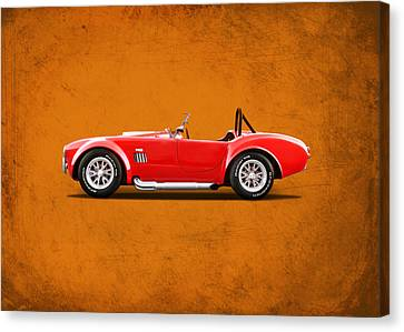 The Cobra Canvas Print by Mark Rogan