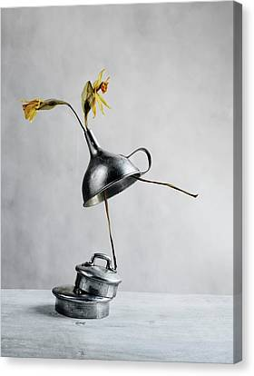 The Dancer Canvas Print