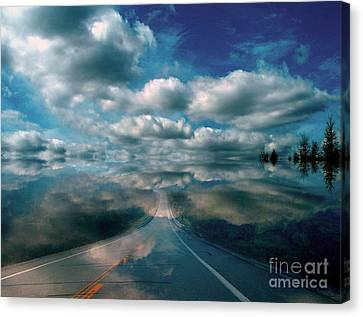 The Dream Canvas Print